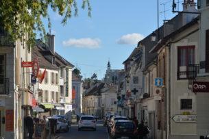 Crécy-la-Chapelle, ville commerçante