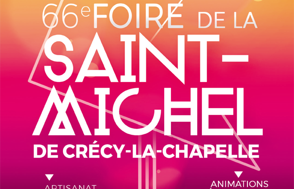 66e Foire de la Saint-Michel de Crécy-la-Chapelle