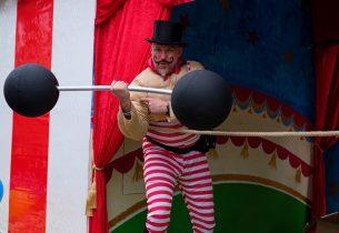 Accueil de loisirs en août : tous au cirque !