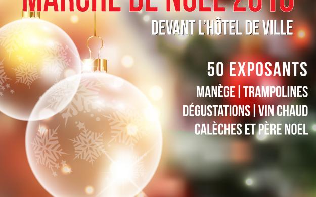 Marché de Noël 15&16 décembre