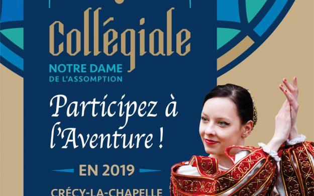 800 ans de la Collégiale: participez !