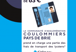 Lycéens : l'Agglo finance la carte Imagine'R des lycéens