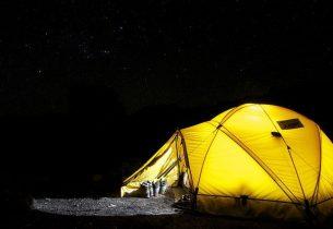 Camping sauvage, bivouac