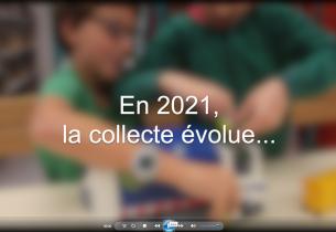 En 2021, la collecte évolue !